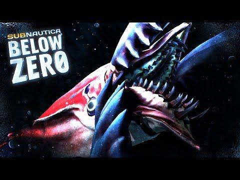 Subnautica Below Zero - A MASSIVE PREDATOR HAS AWOKEN.. The Chelicerate Leviathan - Gameplay Update