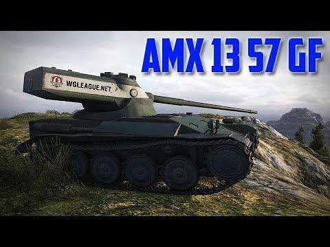 Jubileuszowe bitwy #458 – Strzelałem w jubilata… AMX 13 57 GF