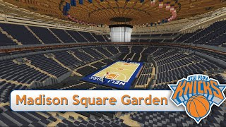 Minecraft - MEGABUILD - Madison Square Garden + DOWNLOAD [official]