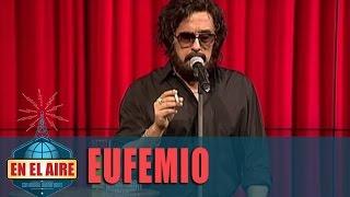 Buenafuente es Eufemio: