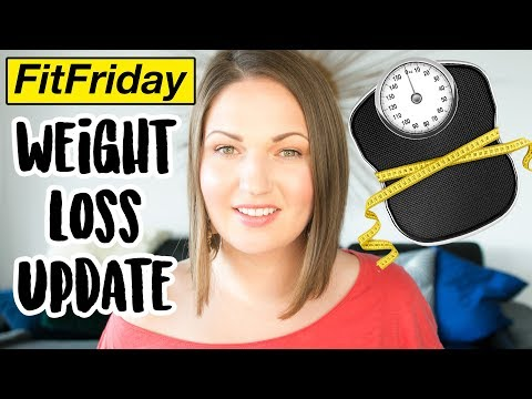 How Much Weight Have Lost Fitness Update Fitfriday