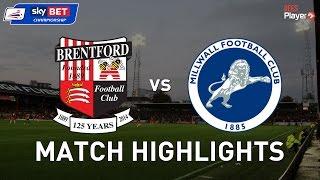 Brentford 2-2 Millwall