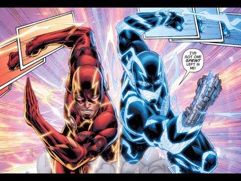 The Flash & Future Flash ⚡ Push me to the edge ⚡ (SMV)
