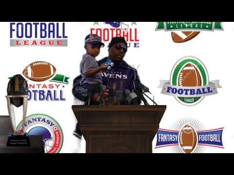Rob Mosby's Press Conference 2016 Fantasy League Champion