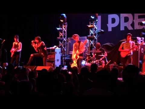 Fit For Rivals 'Crash' live in Grand Rapids, MI 2015