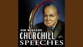 Speech for Us Thanksgiving Day November 23 1944 (Churchill