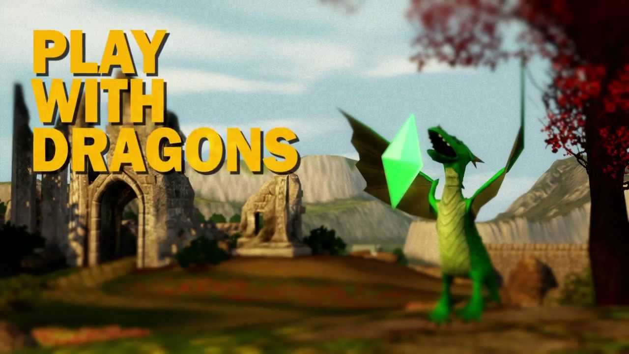 The sims 3 dragon valley launch trailer youtube