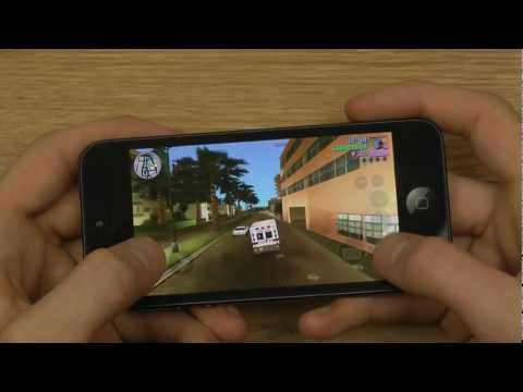 GTA Vice City iPhone 5 Gameplay