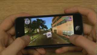 GTA Vice City iPhone 5 Gameplay Review