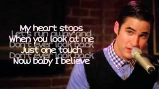 Darren Criss - Teenage Dream (Acoustic - Karaoke)