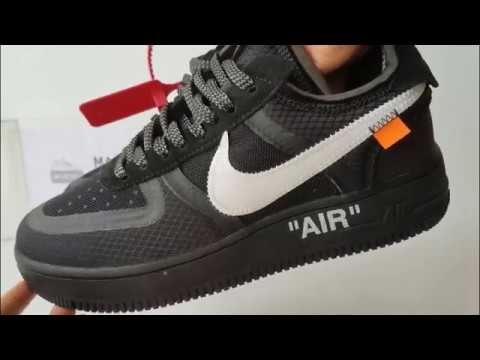 The 10: UA Air Force 1 Low