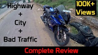 BUY YAMAHA R15 V3 After Watching this ||  Complete Review