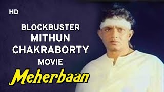 Meherbaan | Mithun Chakraborty | Ayesha Jhulka | Anupam Kher | Hindi Full Action Movie