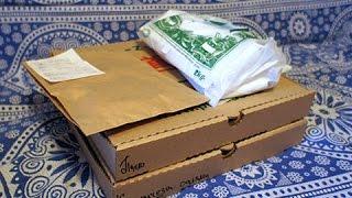 видео доставка пиццы севастополь