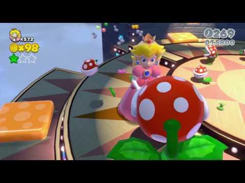 Super Mario 3D World [World 5]