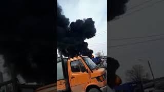 Пожар на проспекте Дэн Сяопина