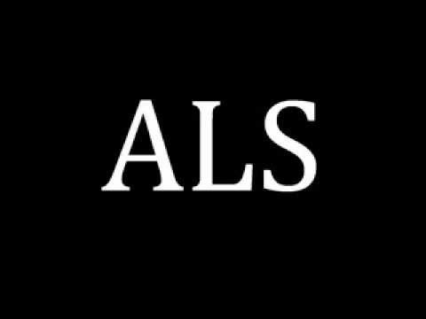 Meaning of ALS (Medical Abbreviation)