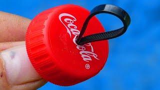 Узнав этот секрет ты больше никогда не выбросишь пластиковые бутылки!