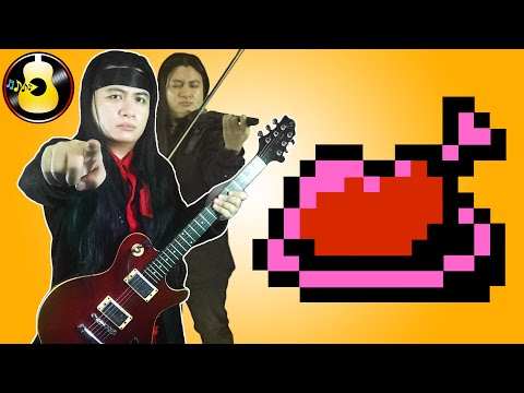 Castlevania Orchestral Rock Medley - Vampire Killer/Bloody Tears/Etc. || String Player Gamer