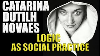 catarina dutilh novaes logic as social practice who shaves the barber? 27