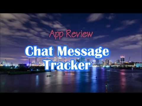 Chat Message Tracker - Check WhatsApp, Hangout, FB Remotely Without Mobile