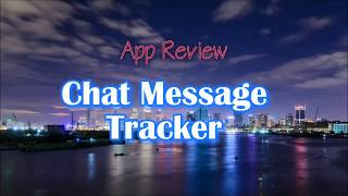 Free online tracker for whatsapp