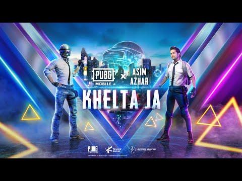 pubg-mobile-pakistan-official-anthem-|-khelta-ja-|-@asim-azhar-@ducky-bhai