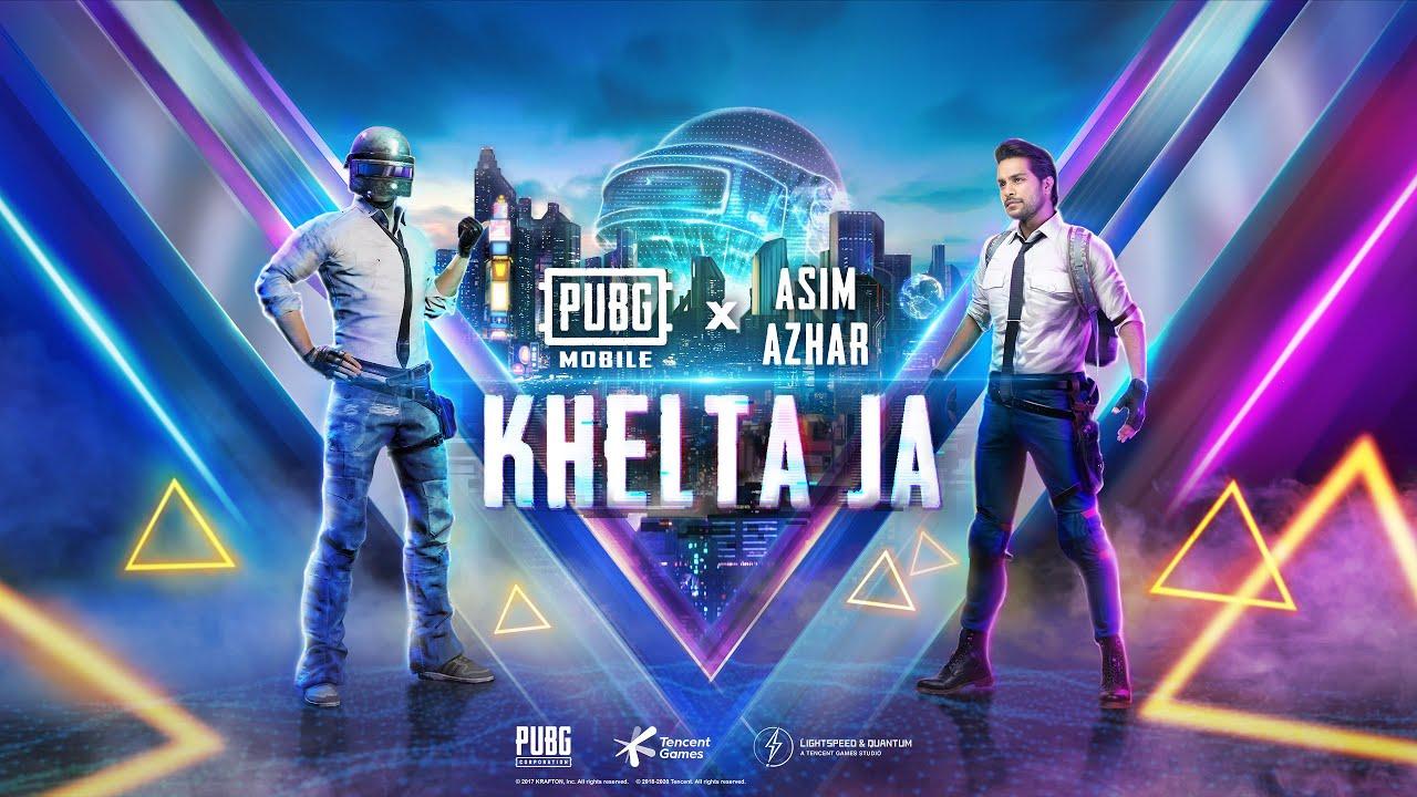 Download PUBG MOBILE Pakistan Official Anthem | KHELTA JA |  @Asim Azhar  @Ducky Bhai