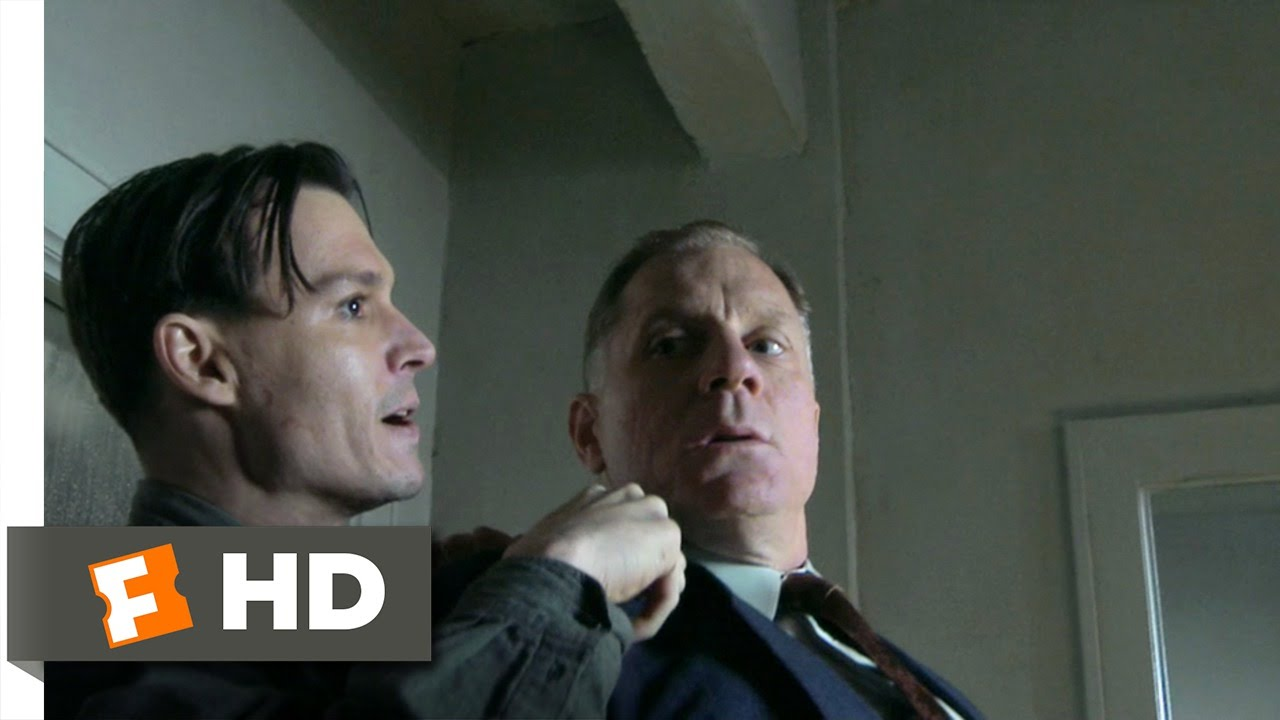 Public Enemies 7 10 Movie Clip Escaping The Jail 2009 Hd Youtube