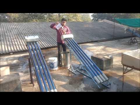 NARI Solar water purifier