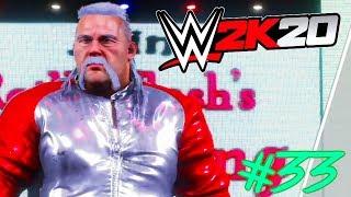 WWE 2K20 : Auf Rille zum Titel #33 - UNSER ALTER TRAINER !! 😂😂😂