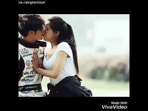 #trending. Ciuman penuh nafsu!!! Plisss jangan baper