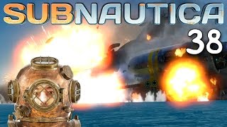 "Subnautica Gameplay Ep 38 - ""Subnautica Mothership MONSTERS!!!"" 1080p PC"