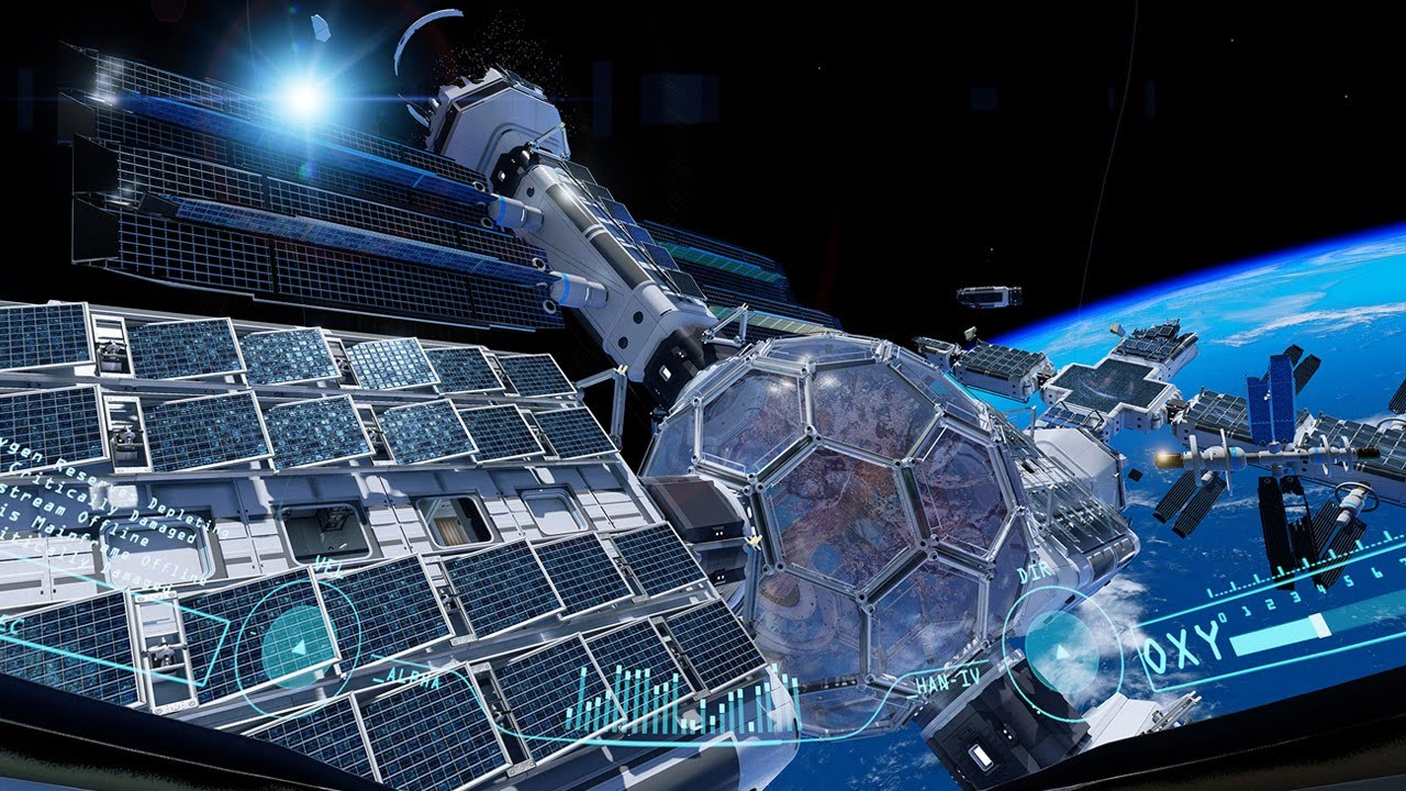 ADR1FT: Epic Space Survival Game In First Person