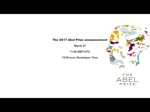 The Abel Prize 2017