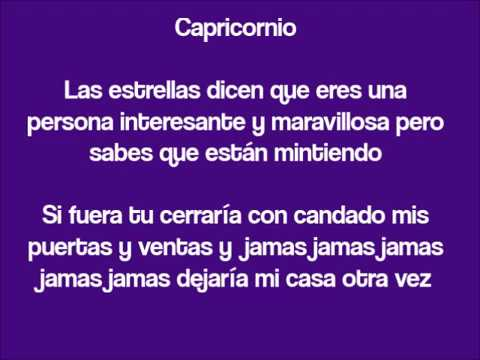 That's your horoscope for today - Weird Al Yankovic (Sub Español)