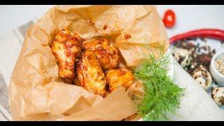Куриные крылья в томатном маринаде | Кто готовит — тот не моет