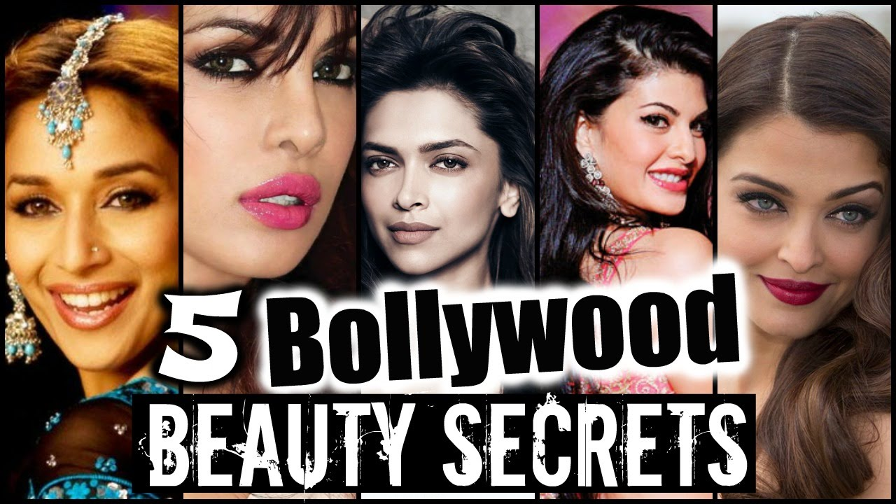 9 BOLLYWOOD ACTRESS BEAUTY SECRETS & HACKS REVEALED! │ Flawless Skin, Thick  Long Hair, Diet Tips!