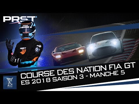 GRAN TURISMO SPORT : ES3 MANCHE 5 - NATION FIA GT I Scandale a l'arrivée !!