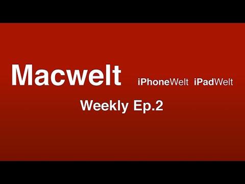 Macwelt Weekly 2 - Apple Event am 9. März/ Tim Cook Deutschlandbesuch