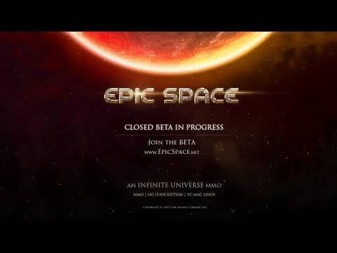 Epic Space Online - Capital Ships Expansion