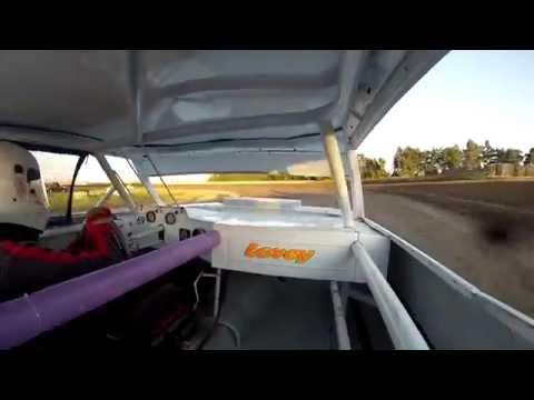 larry knop heat race us 30 speedway  columbus NE 7 3 14