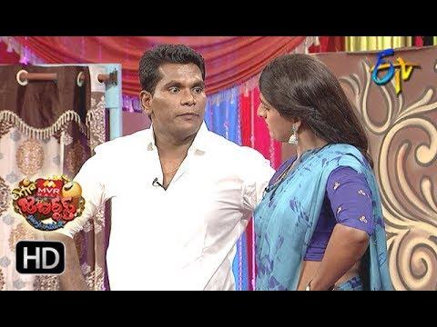 Chammak Chandra Performance  Extra Jabardasth  1st June 2018  ETV Telugu