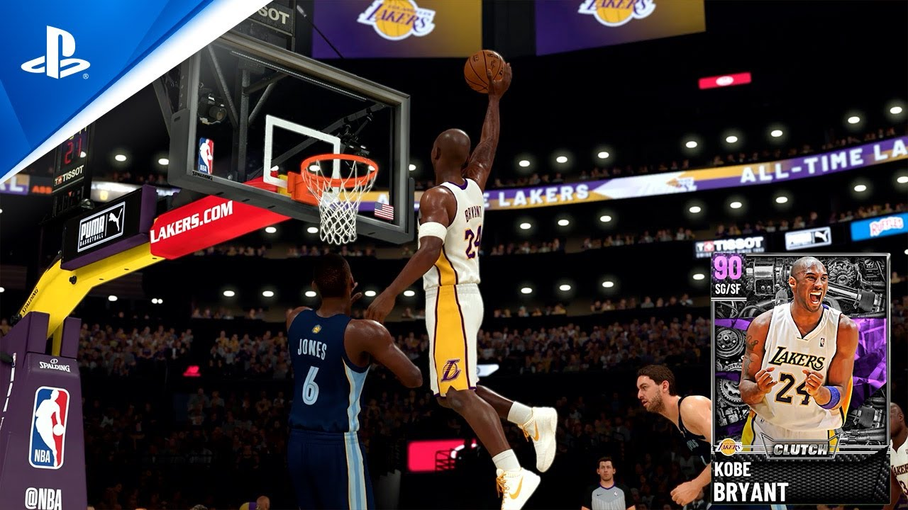 NBA 2K21 - MiEquipo: Packs Clutch