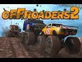OFFROADERS 2 games video