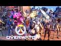 TIF Plays: Overwatch! [3]