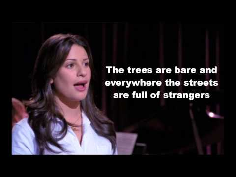 On My Own - Glee Cast (Lyrics)