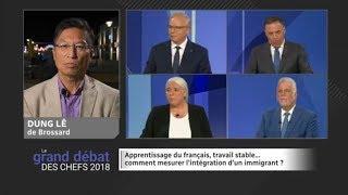 Le grand débat des chefs 2018 - MONSIEUR DUNG LÊ