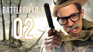 Let's Play Battlefield 1 | Spandauer Jägerbataillon Uncut | 02