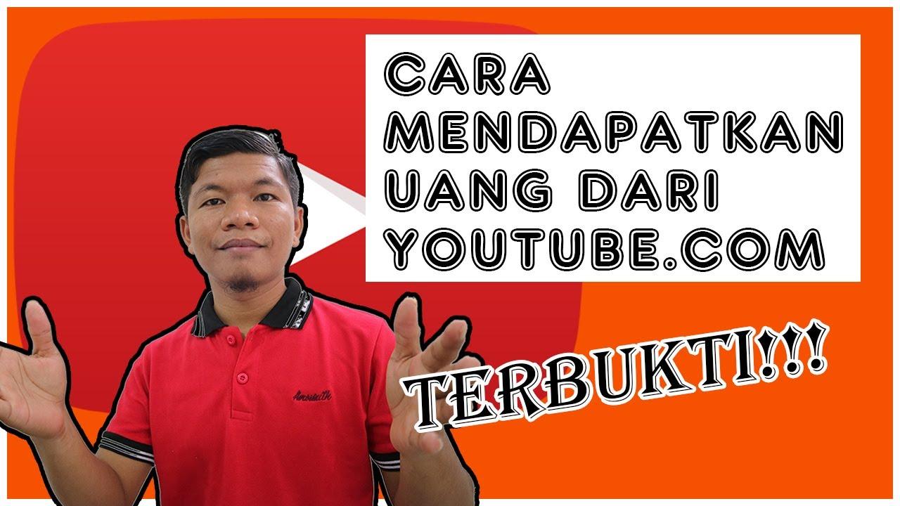 cara mendapatkan uang dari youtube dan adsense 8jt lebih dan terbukti simak
